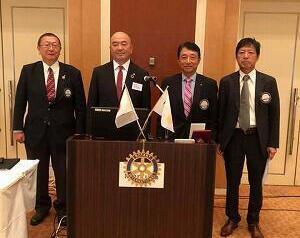 横須賀ロータリークラブ第3334回例会