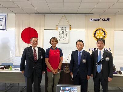 横須賀ロータリークラブ第3335回例会