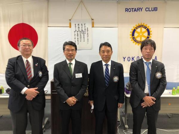横須賀ロータリークラブ第3336回例会