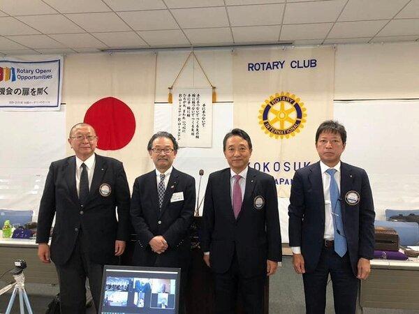 横須賀ロータリークラブ第3343回例会