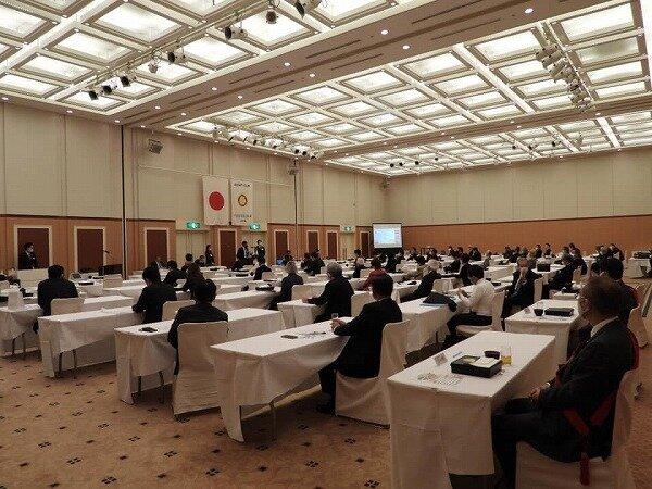 横須賀ロータリークラブ第3344回例会