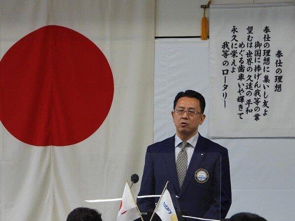 横須賀ロータリークラブ第3345回例会