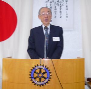 <卓話> 「 郷土史を日本近代史として読む 」(幕末外交は腰砕けであったか)