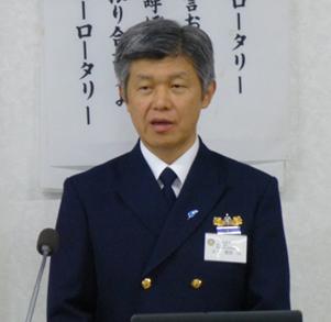 <卓話>横須賀海上保安部の業務概要