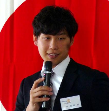 卓話:「韓国と日本の生活」