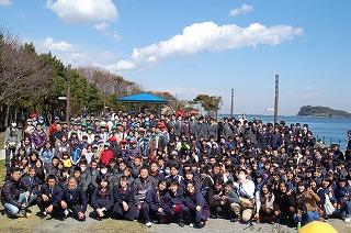 横須賀ロータリー主催10000メートルプロムナード
