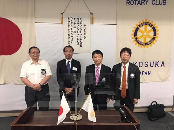 横須賀ロータリークラブ第3329回例会